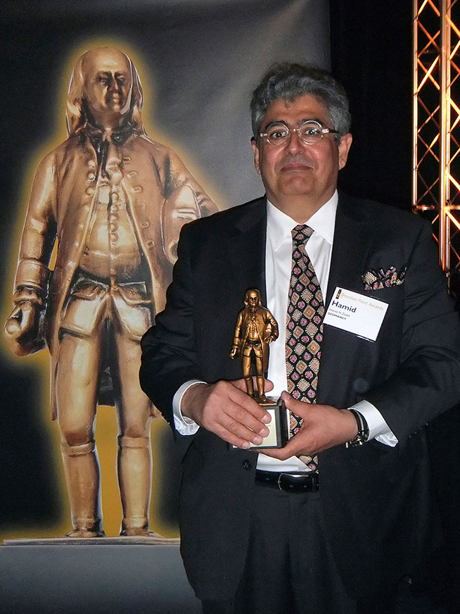 2013 Premier Print Awards
