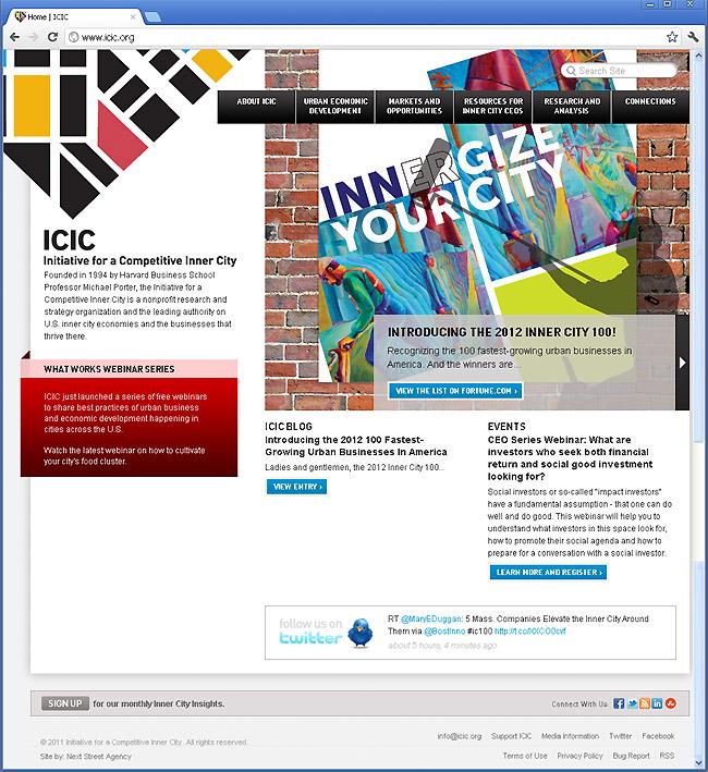 ColorFX - Inner City 100 Award