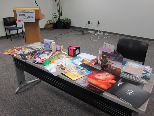 ColorFX Print Solutions - Staples - Lunch And Learn - 3