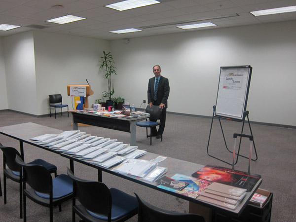 ColorFX Print Solutions - Staples - Lunch And Learn - 4
