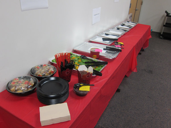ColorFX Print Solutions - Staples - Lunch And Learn - 7