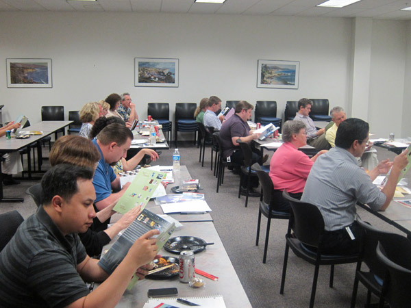 ColorFX Print Solutions - Staples - Lunch And Learn - 8